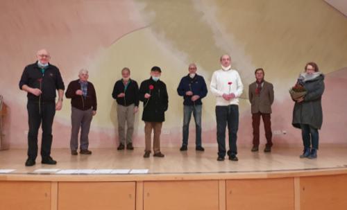 Bekannte und neue Gesichter bei der SPD Romrod 2021